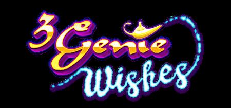 3 Genie Wishes Slot Logo Mega Reel