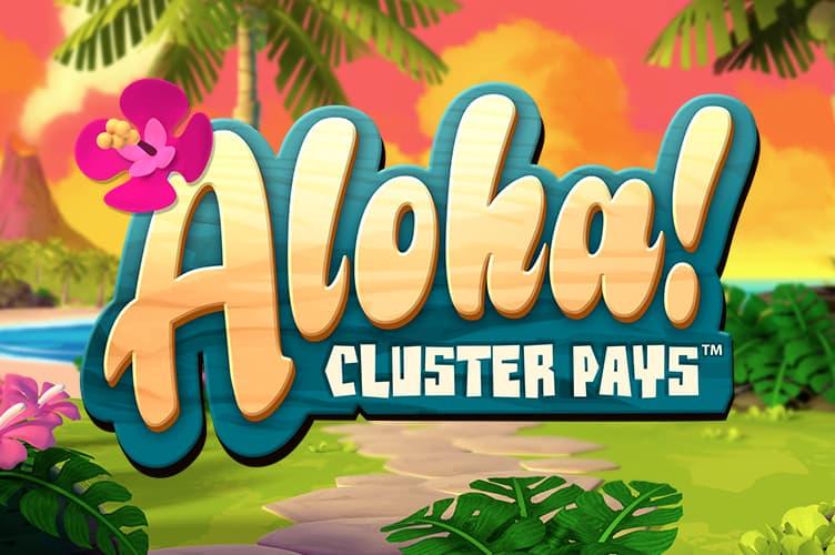 Aloha! Cluster Pays Slots Mega Reel